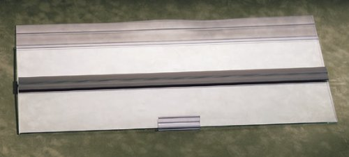 Perfecto Manufacturing R01929 Glass Canopy Aquarium, 48-Inch x 13-Inch (24 X 12 Tank Lid compare prices)