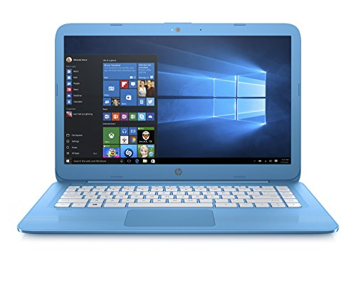 HP Stream Laptop PC 14-ax010nr (Intel Celeron N3060, 4 GB RAM, 32...