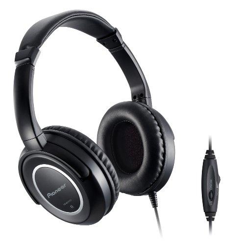 Pioneer Sealed Dynamic Stereo Headphones Black Se-M631Tv (Japan Import)