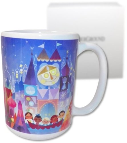 "It'S A Small World ""Happiest Crew"" Coffee Mug - Disney Parks Exclusive & Limited Availability"