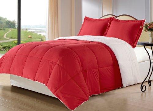 Dark Red Bedding 1368 front