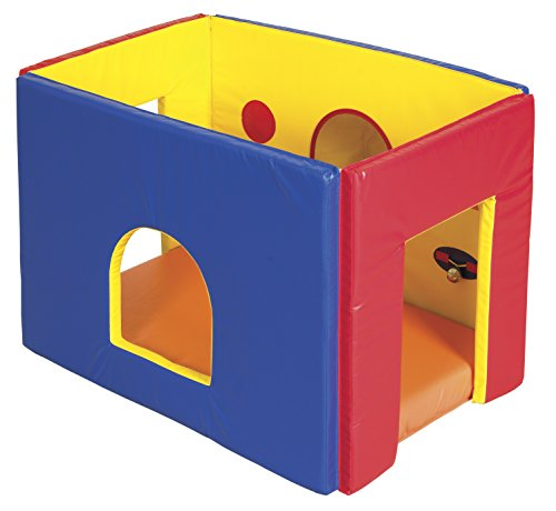 ECR4Kids SoftZone Discovery Play Cube