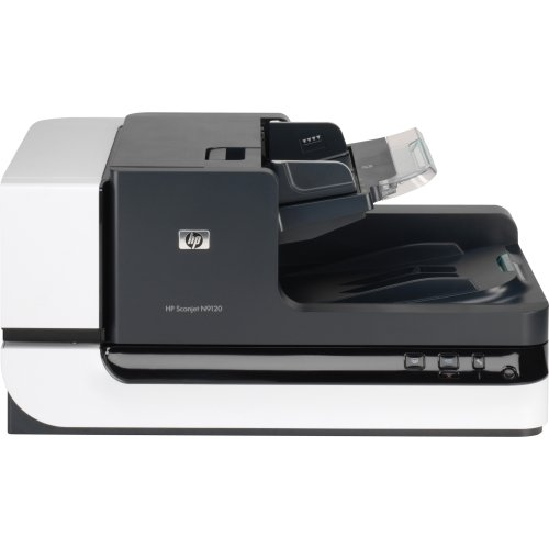 The-Best-HP-SCANJET-ENTERPRISE-FLOW-N9120-FLATBED-SCANNER