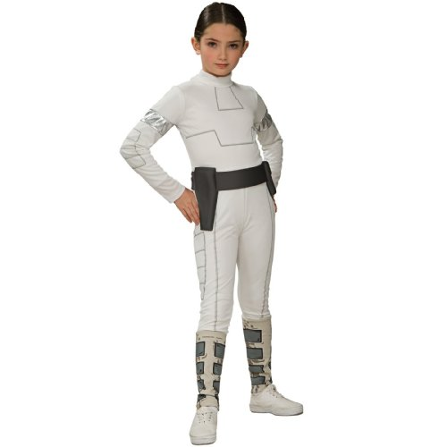 Star Wars Animated Padme Child Costume - Kid's Costumes