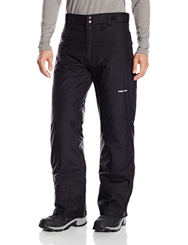 Arctix Men's Essential Snow Pants, Black, Large/Tall (Wet Pants compare prices)