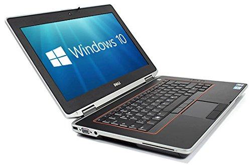 Dell latitude e6320 133 led core i5 2540m 260ghz 4gb 320gb webcam hdmi windows 10 professional 64 bit certified refurbished