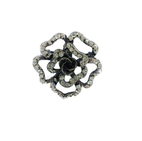 Fashion Trendy Flower Brooch #019144