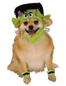 Mini Monster Dog Pet Costume - Small