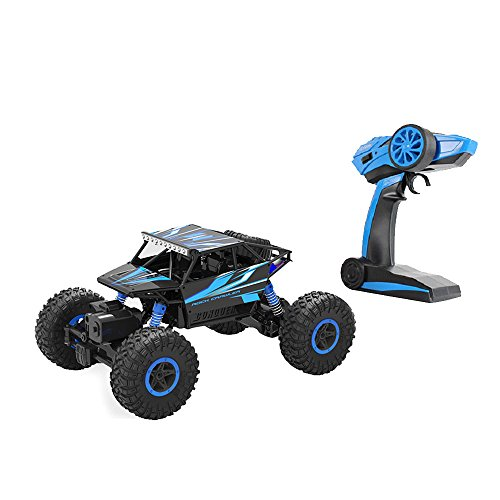 Babrit 2.4HZ Rock Crawler Remote Control Jeep