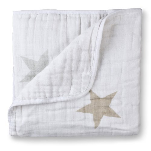 Aden and Anais Super Star Scout Dream Blanket
