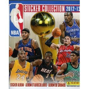 Panini NBA Sticker Collection Album 2012-13 - 1