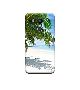 Ebby Premium Back Cover For LG Nexus 5X