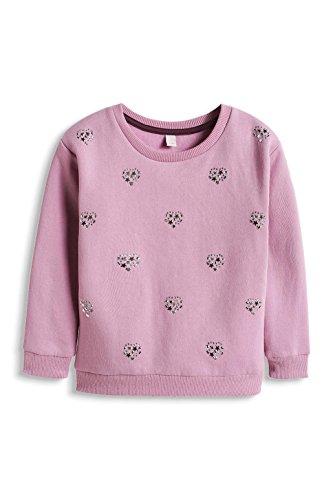 ESPRIT 115EE7J001 3 Aw Ss-Felpa Bambine e ragazze    Purple - Violett (LILAC 560) 8 anni