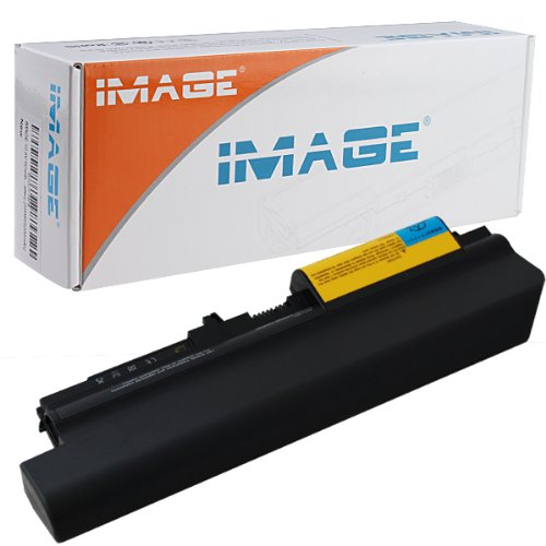 IMAGE 9cell Battery IBM LENOVO ThinkPad R61 T61 R61i R61e T400 R400 Series Laptops 42T5225 42T5227 42T5262 42T5264 42T5229 41U3197 42t5263 42t5230 43R2499 42T4530 42T4531 series Laptop Battery [10.8V/71Wh]