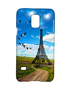 Mobifry Back case cover for Samsung Galaxy S5 Mini G800h Mobile ( Printed design)