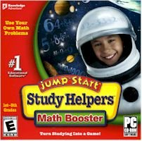 High Quality Knowledge Adventure Jump Start Study Helpers Math Booster Math Science Windows 2000 Xp Vista