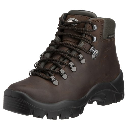 Grisport Unisex Peaklander Hiking Boot Brown CMG607 9 UK