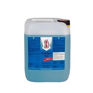 einszett 921415 Windscreen Clear Glass Cleaner Concentrate - 2.6 Gallon from einszett