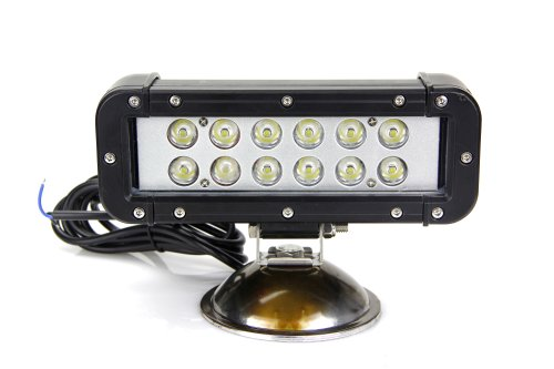"Lite Wheels Double Row 8.5"" 24W Cree Led Light Bar"