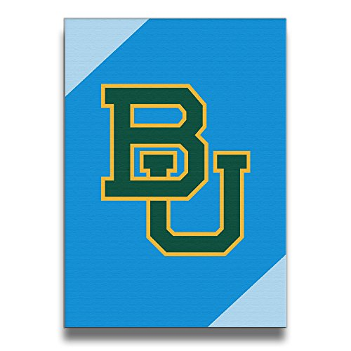 [BENZ47' Baylor University Frameless Art Photo Frame Picture Frame Bedroom Paintings - Display Photo Home Decor Wall Art - Share Your Photos. Charge In] (Persona 4 Dancing All Night Costumes)