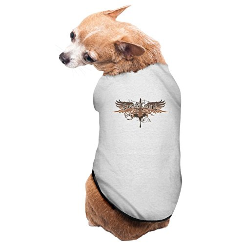 JESSY Lacuna Coil Dark Adrenaline Pet Clothing (Lacuna Coil Spellbound compare prices)