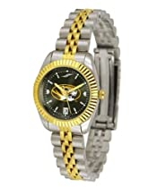 Missouri Tigers Mizzou Ladies Gold Dress Watch