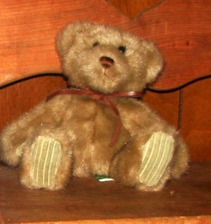 Minky Bear, 7 Inches Seated - light beige Plush