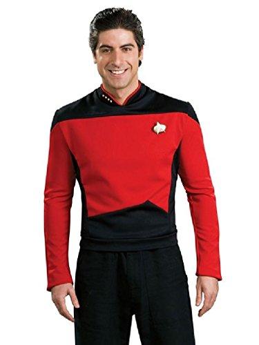 Mygem (Star Trek Classic Blue Shirt Deluxe Costumes)