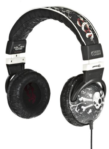 Skullcandy Hesh Headphones - 2011 Lurker Poison (2010 Color), One Size
