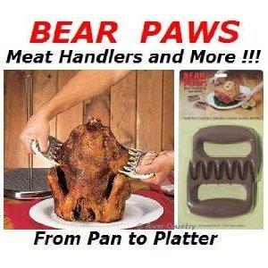 Bear Paw Meat Handler Forks