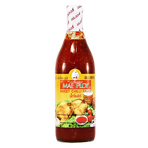 Mae Ploy Sweet Chili Sauce, 25-Ounce Bottle (Pack of 2) (Thai Sauce compare prices)