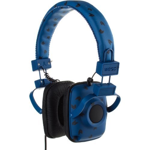 Wesc Maraca Headphones Heart Breaker Fish Headの写真01。おしゃれなヘッドホンをおすすめ-HEADMAN(ヘッドマン)-