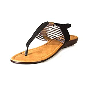 Blue Beauty Women's Synthetic Casual Sandals