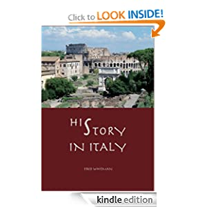 His Story in Italy by Fred Whitman