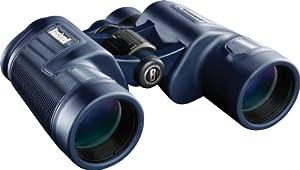 Bushnell H2O Waterproof/Fogproof Porro Prism Binocular, 8 x 42-mm, Black