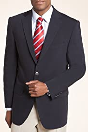 Performance 2 Button Blazer with Wool [T19-7960-S]
