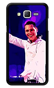 "Humor Gang Tiesto Concert Printed Designer Mobile Back Cover For ""Samsung Galaxy On5"" (3D, Glossy, Premium Quality Snap On Case)"