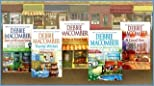 Debbie Macomber's Blossom Street Series (Volumes 1-5, The Shop on Blossom Street, A Good Yarn, Back on Blossom Street, Twenty Wishes, And Summer on Blossom Street)