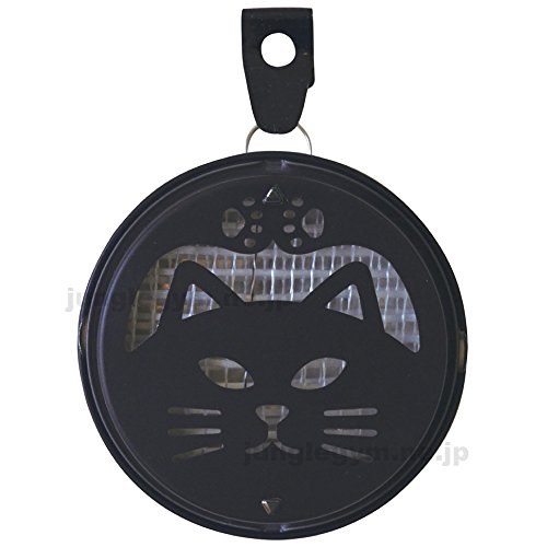 デコレ(decole)ポータブルミニ蚊遣り:黒猫