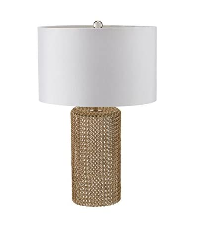 Artistic Lighting Table Lamp, Gold