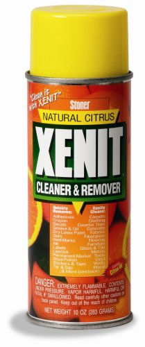 Stoner 94213 Xenit Citrus Cleaner and Remover - 10 oz.