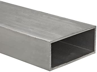 Aluminum 6061-T6511 Hollow Rectangular Bar