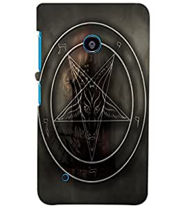 NOKIA LUMIA 530 DUAL STAR Back Cover by PRINTSWAG