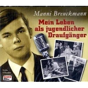 Manni Breuckmann: Mein Leben als jugendlicher Draufgänger - 5 Audio CDs in Multibox