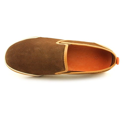 Tommy Bahama Beach Dweller Mens Leather Loafers Shoes