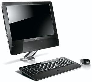 Dell Vostro 320 All in One PC D113226 48.3 cm (19 Zoll) Desktop-PC (Intel Core 2 Duo T7500 2.2Ghz, 4GB RAM, 500GB HDD, Intel Graphics X4500 MHD, DVD, Win 7 Pro)