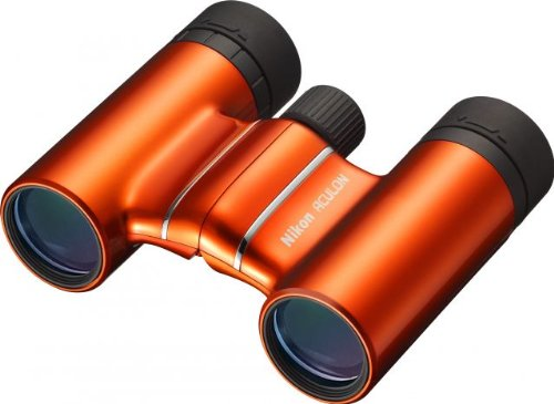 Nikon 8267 Aculon 8X21 T01 Binocular (Orange)