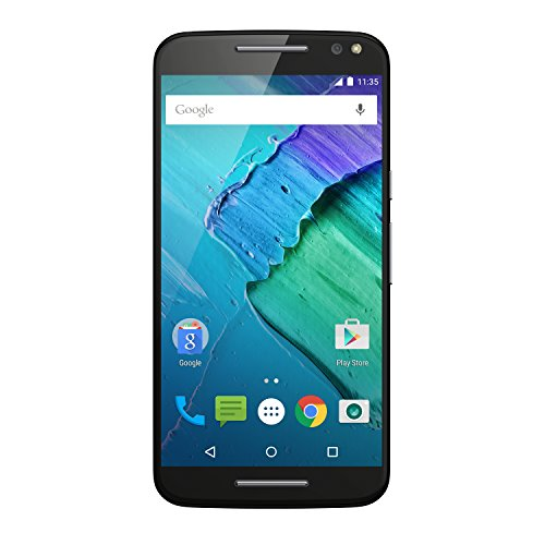 Click to buy MOTOROLA MOTO X STYLE XT1572 32GB BLACK FACTORY UNLOCKED 4G/LTE SINGLE SIM CELL PHONE - From only $629