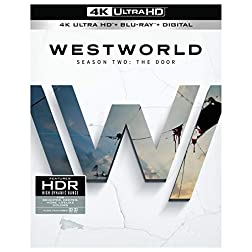 Westworld: Season 2: The Door [4K Ultra HD + Blu-ray]