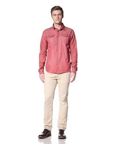 Scotch & Soda Men's Western Shirt